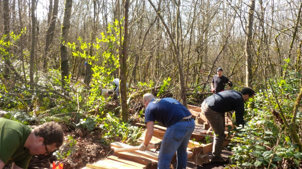 Tapeworm trail cleanup and bridge rebuilding - 3/23-img_00000090.jpg