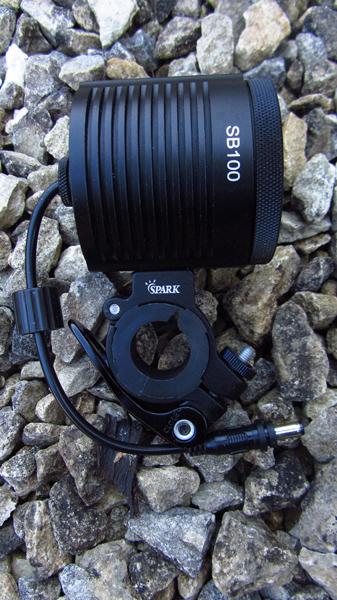 Spark Technology Lights Bikelight-Sb100 CW