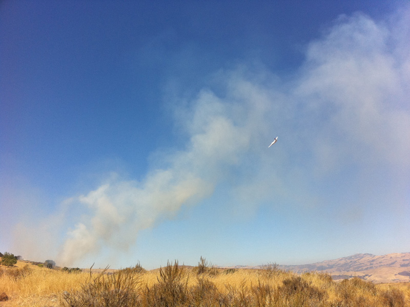 Fire at Santa Teresa County Park yesterday...-img_0060.jpg