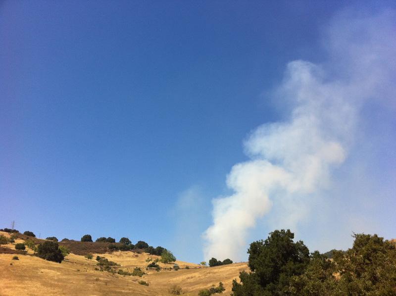 Fire at Santa Teresa County Park yesterday...-img_0061.jpg