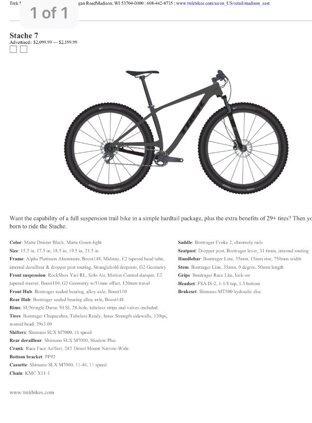 e8202ce8cce TREK 2018 line up - Your wishes/expectations - Page 3- Mtbr.com
