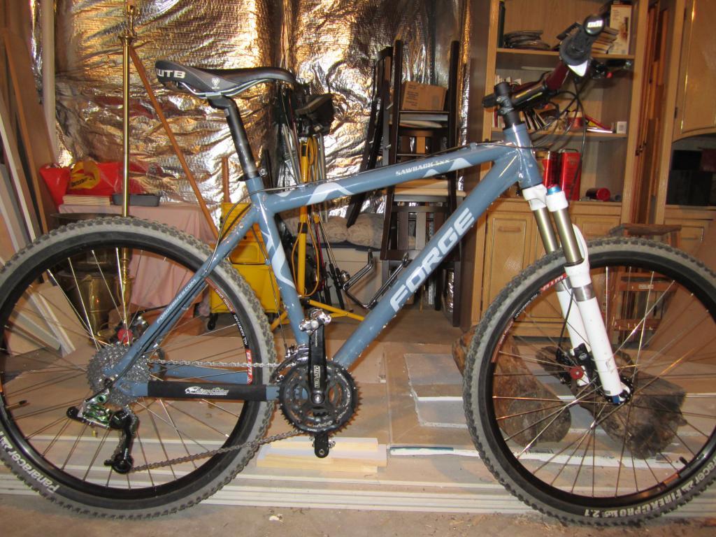 Forge Bikes Target Utilitech Pumps