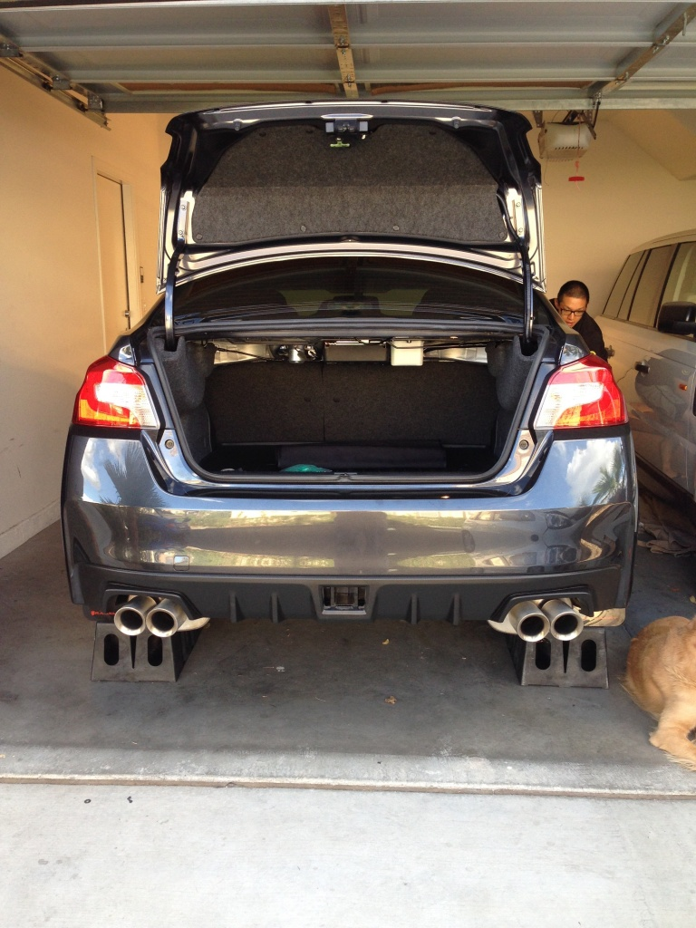 Which Receiver Hitch And Platform Rack For 2016 Wrx