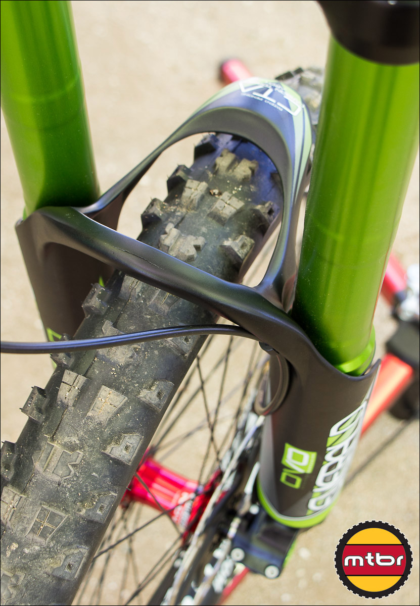 DVO Emerald Carbon Torsion Arch