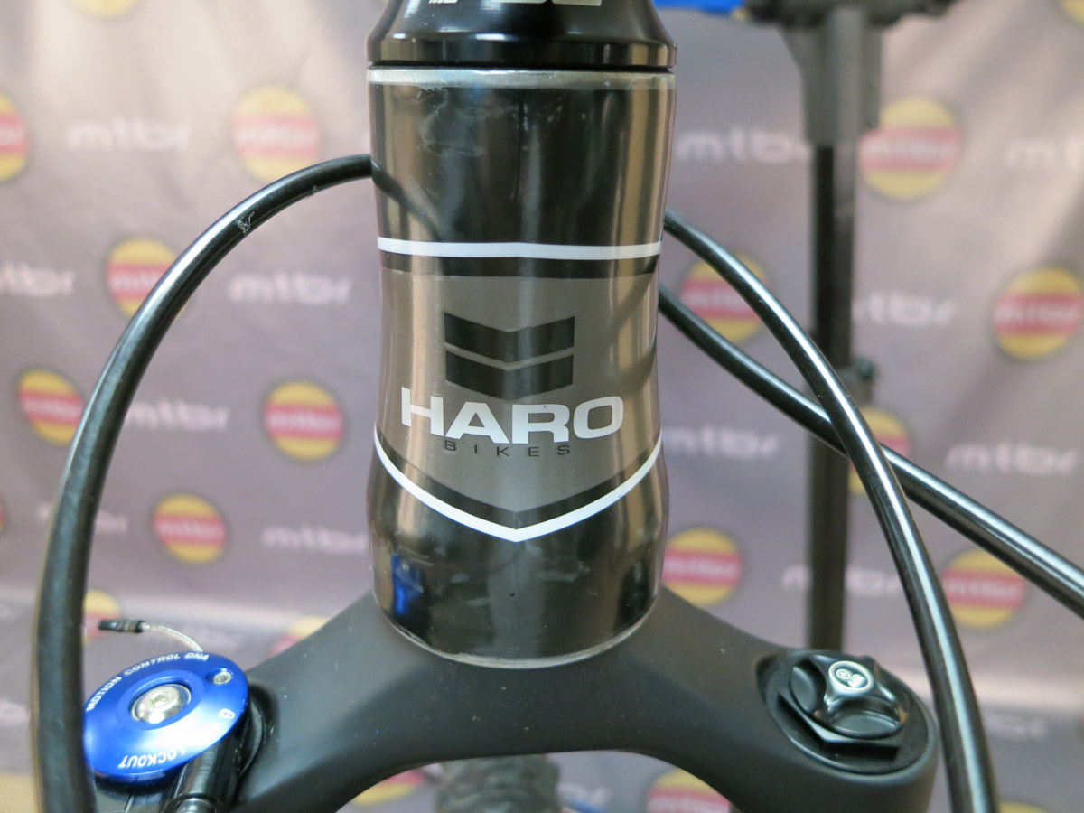 Haro FLC 29 Pro - tapered head tube