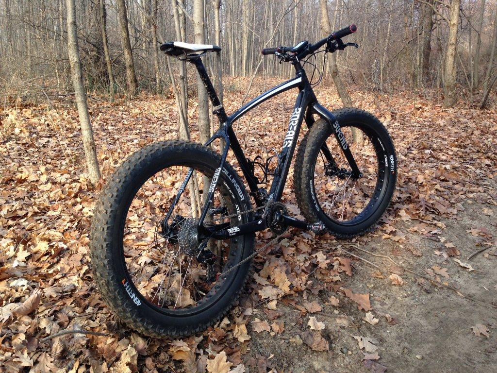 Borealis Fat Bike Shoot Mtbr Com