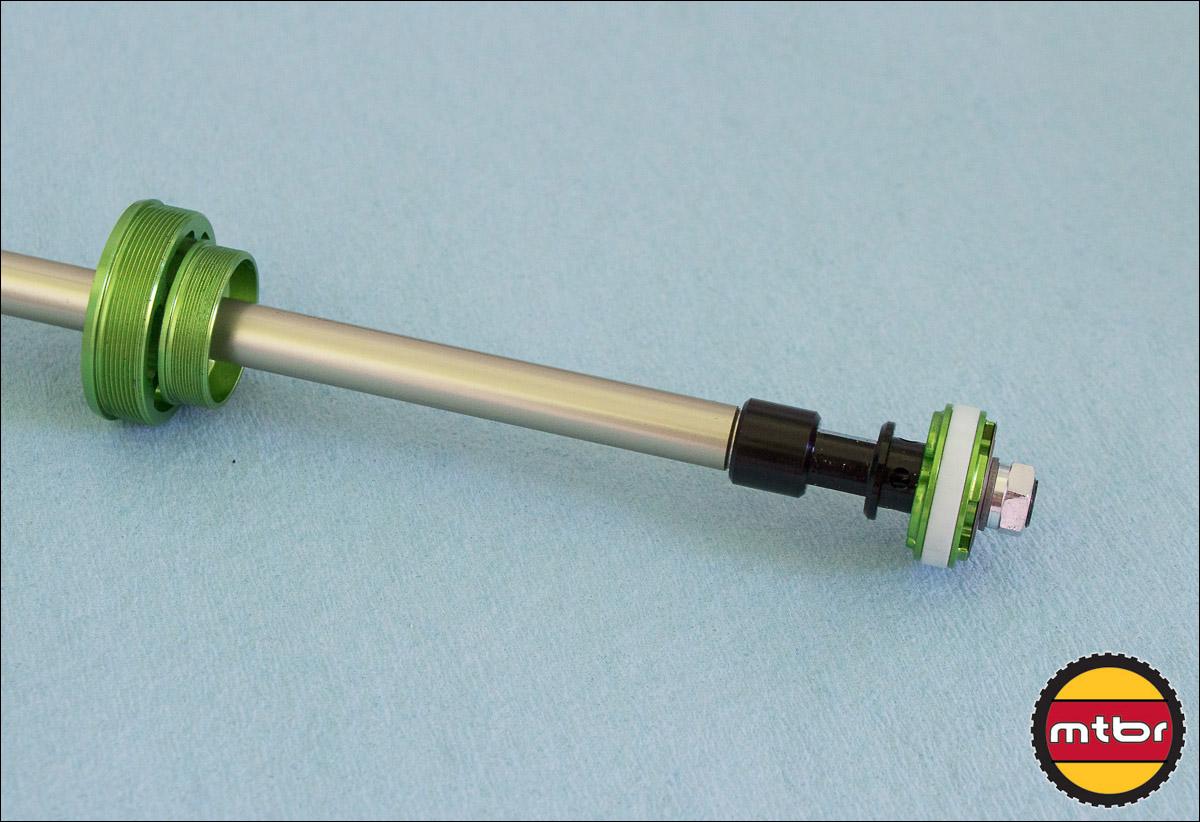 DVO Emerald Fork - Rebound Cartridge