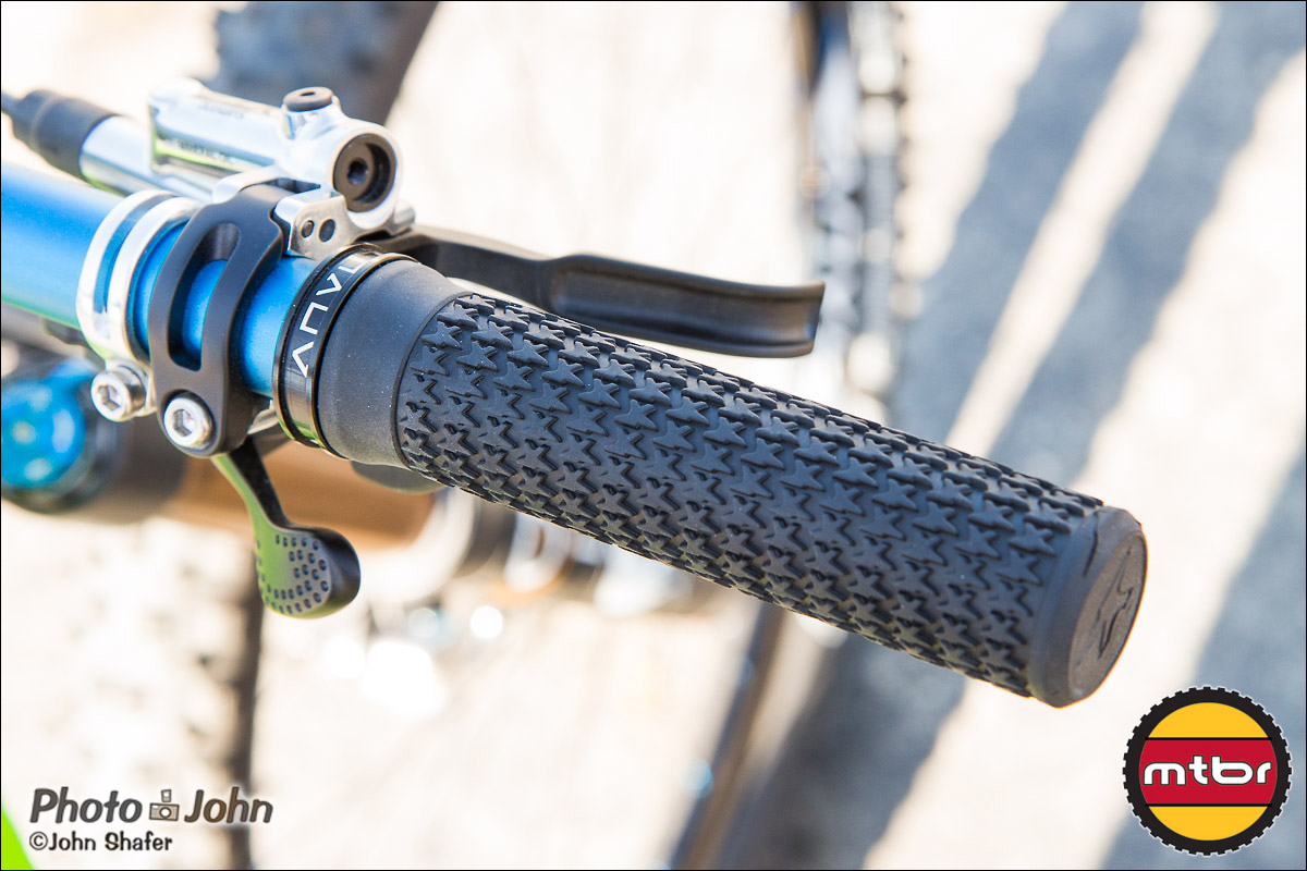 Anvl Components - New Rasp Grip