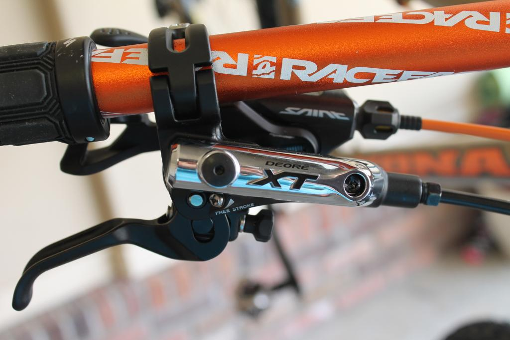 I Spec Direct Attach Vs Traditional Clamp Shifters For Xt Xtr