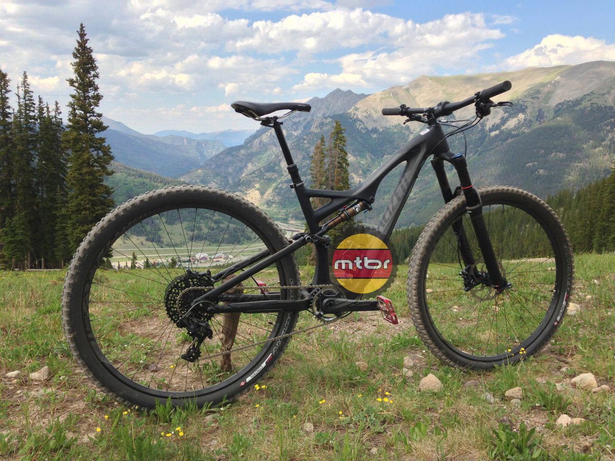 Specialized Stumpjumper with SRAM XO1