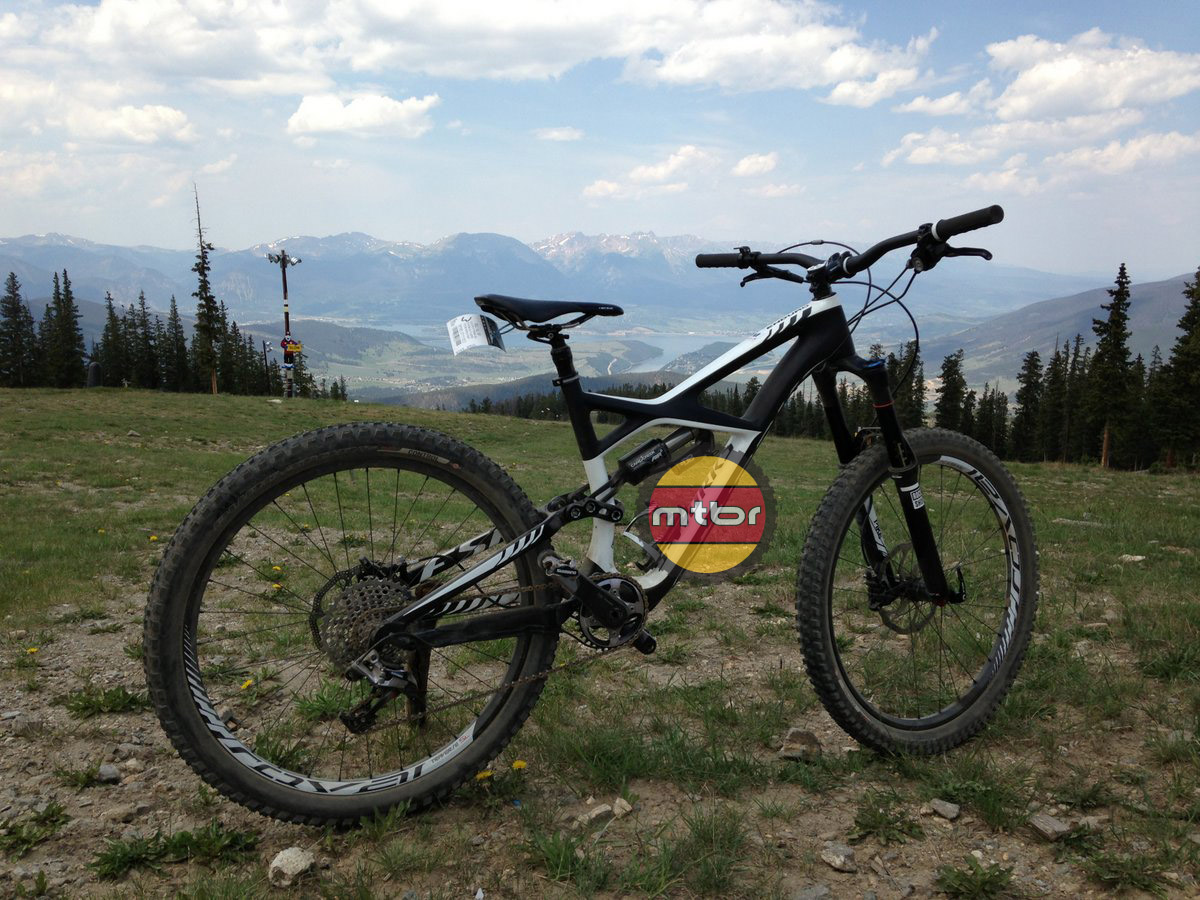 Specialized Enduro  with SRAM XO1