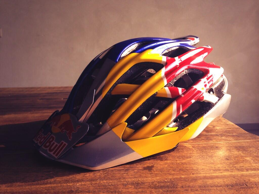 Red Bull Mtb Helmet