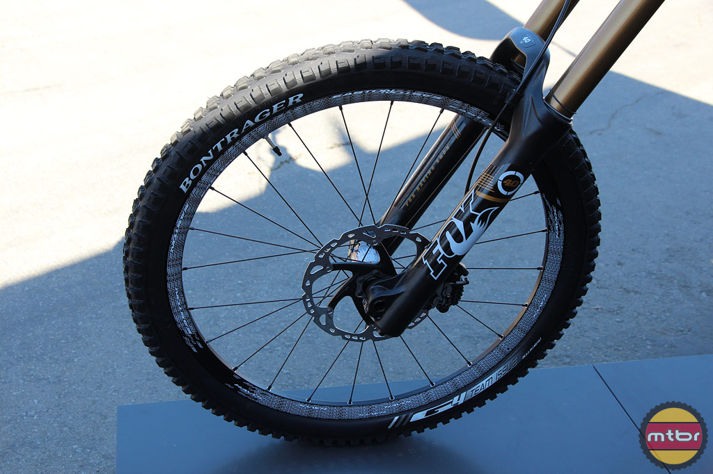 Bontrager G4 DH tires