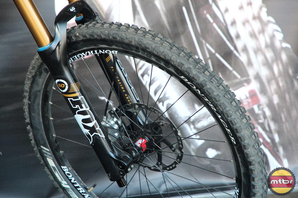 Bontrager G4 DH tire