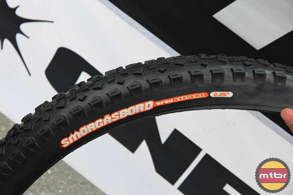 On-One Smörgåsbord Trail Extreme Tire