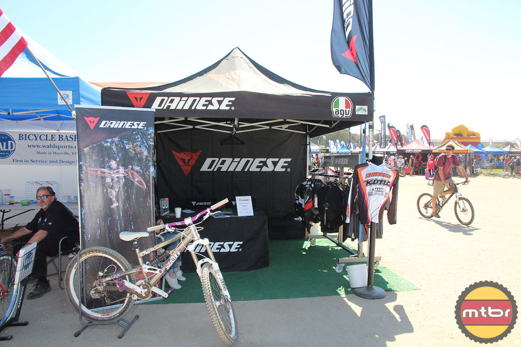 Dainese Booth