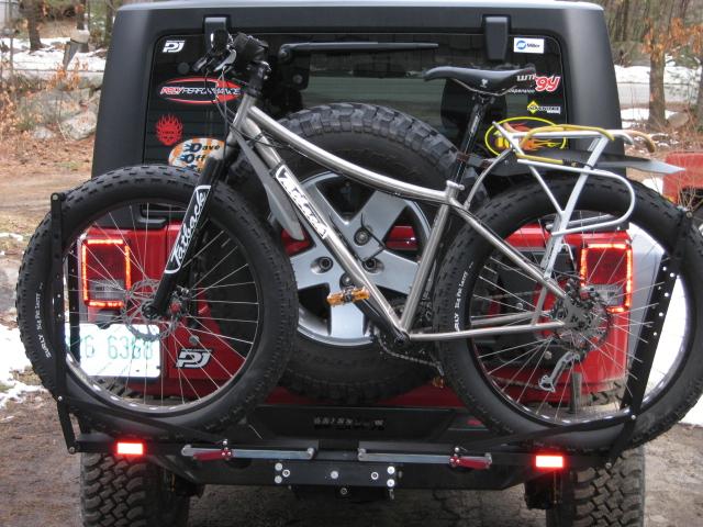 How To Transport Fat Bike Mtbr Com