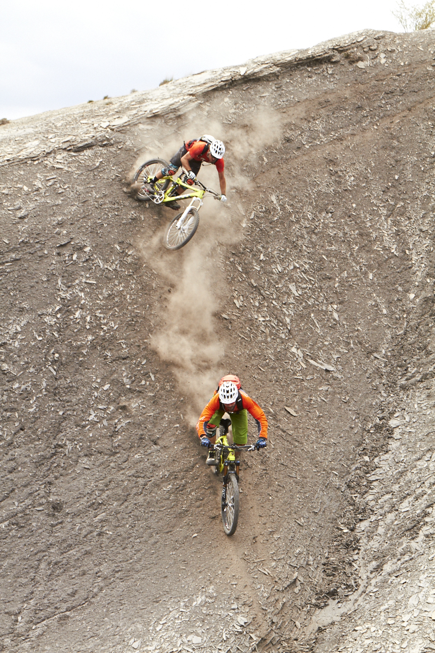 enduro is the essence of mountainbiking