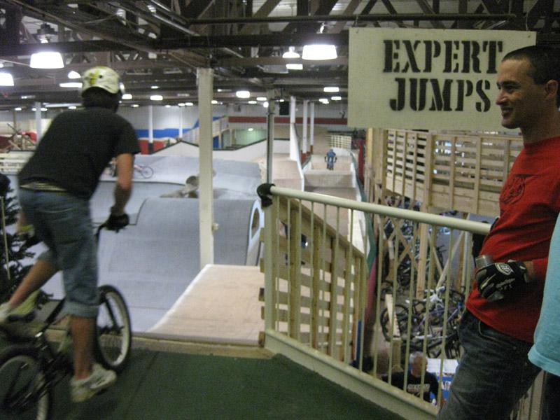 Rays MTB Park  expert jumps