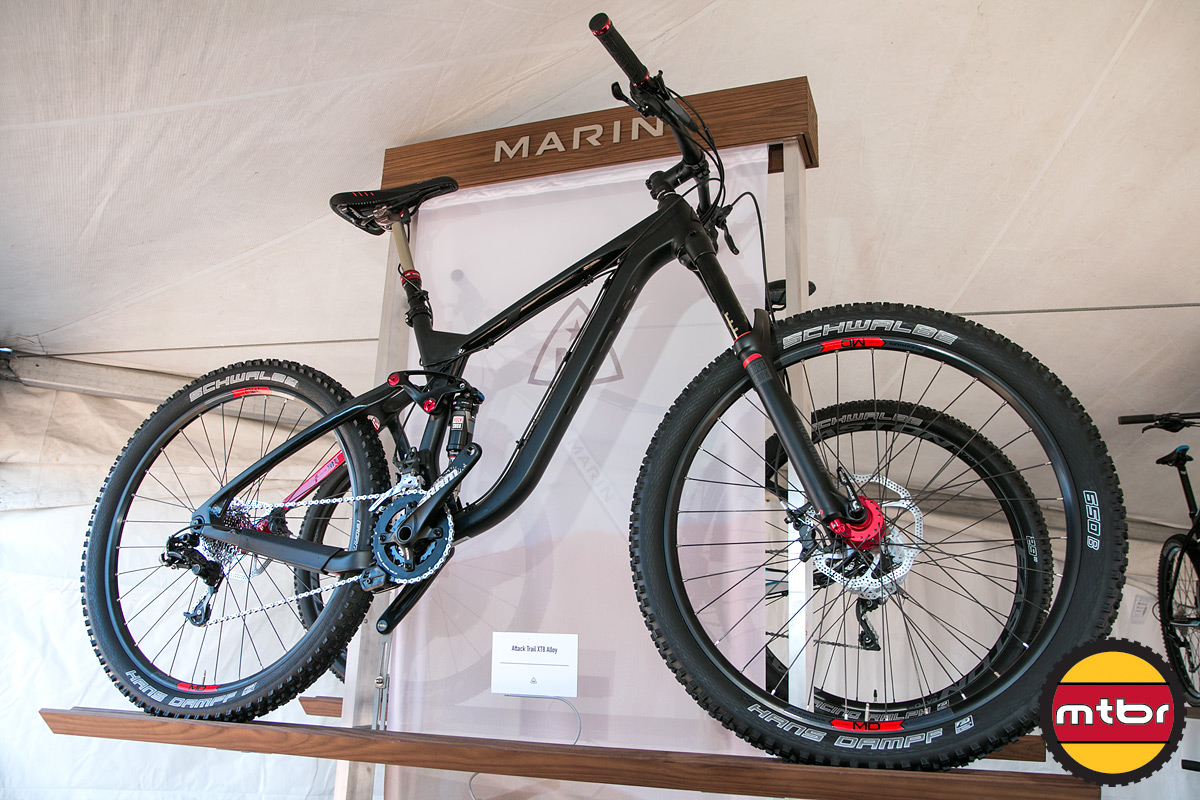 Marin Attack Trail XT8 Alloy
