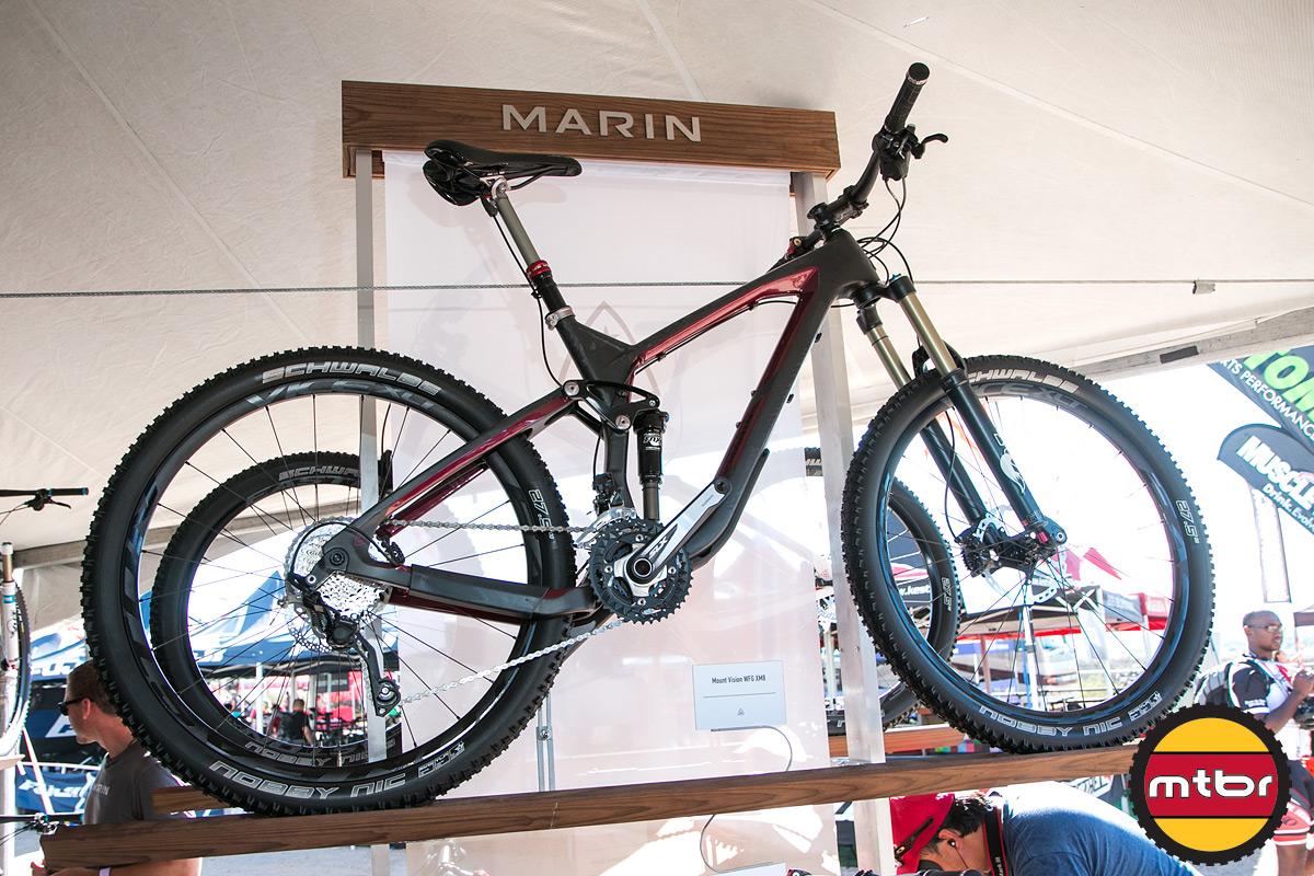 Marin Mount Vision WFG XM8