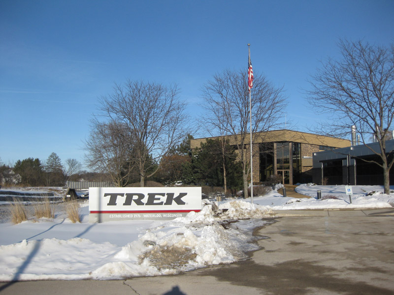 Trek HQ - Waterloo, WI