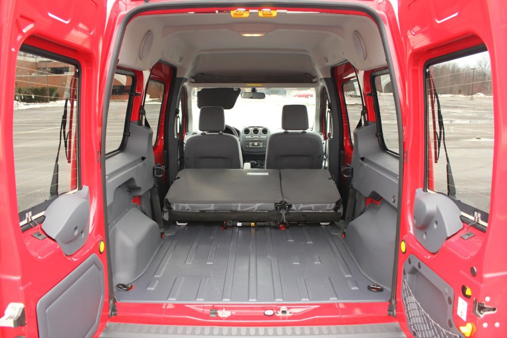 Miraculous Ford Transit Connect Rear Seat Conversion Uwap Interior Chair Design Uwaporg