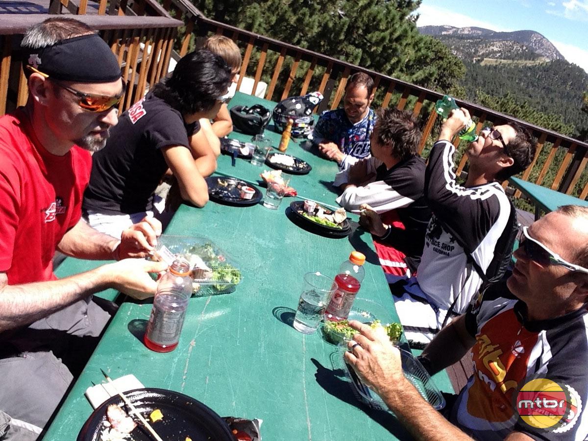 Snow Summit Lunch