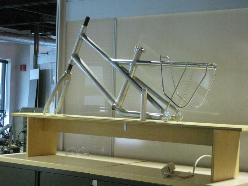 cargo-ish bike