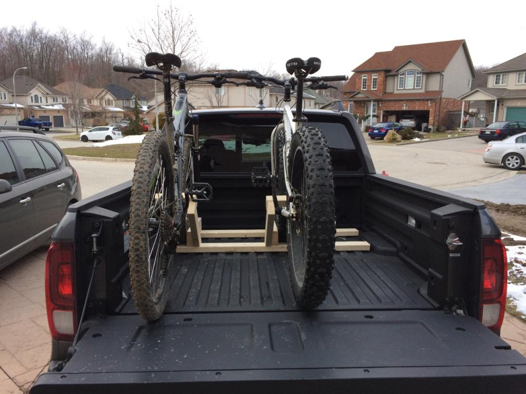 Truck Bed Bike Racks Let S See Them Mtbr Com
