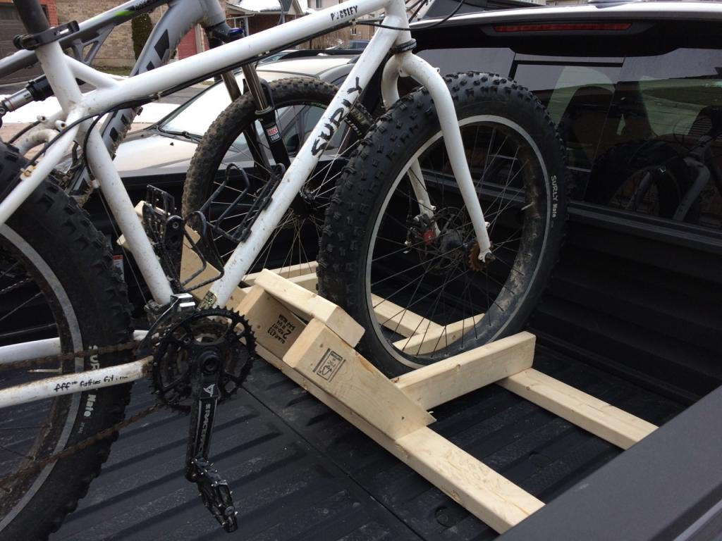 Best Bike Transport For A Pickup Truck Mtbr Com
