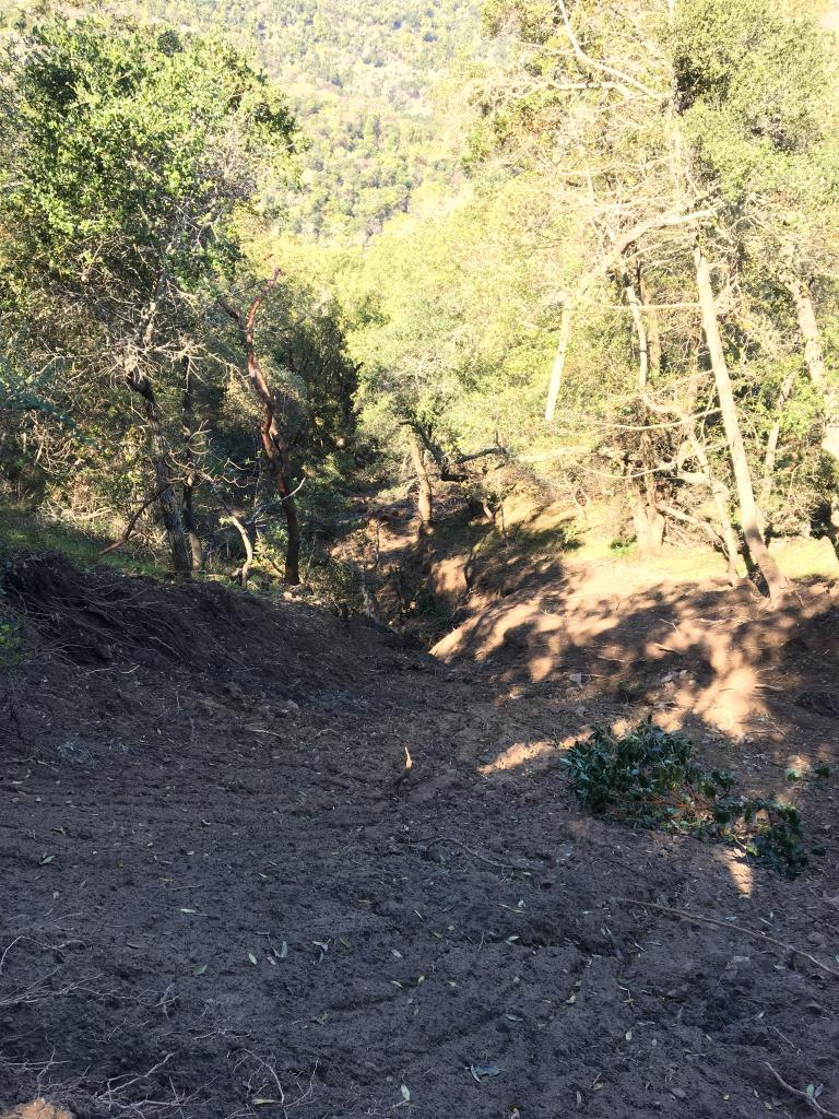 Photo assignment: Trail and land destruction in NorCal.-img_1052.jpg