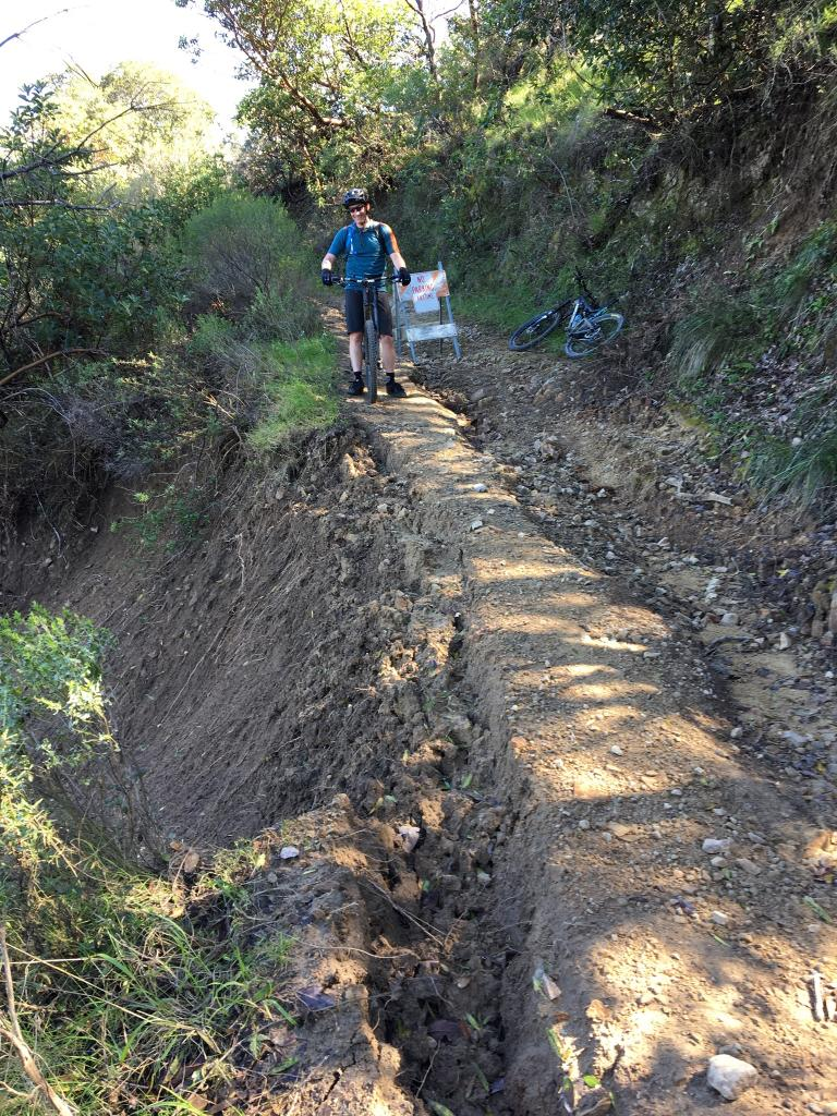 Photo assignment: Trail and land destruction in NorCal.-img_1053.jpg