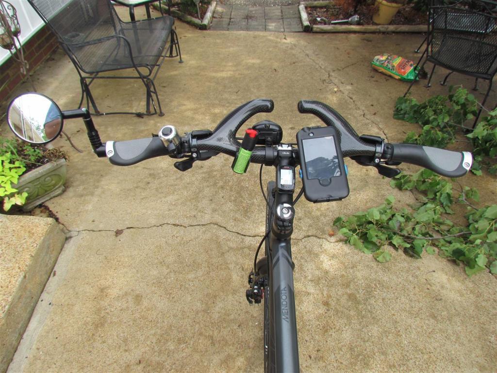 Ergon Bike Grips Installation
