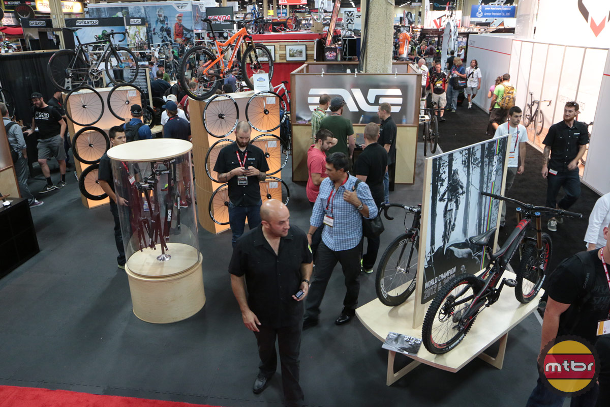 Enve 2013 Interbike Booth