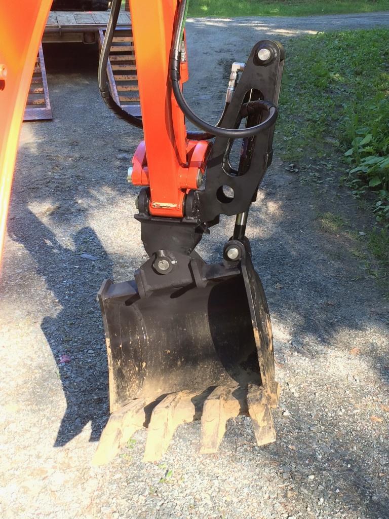 Kubota U 17 Excavator Thumb Cost Mtbr Com