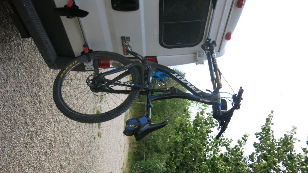 Bike Rack Options For Truck Camper Mtbr Com