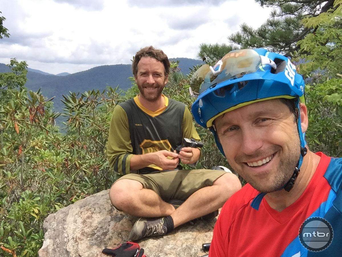 Jeff Lenosky Trail Boss Series heads to Pisgah