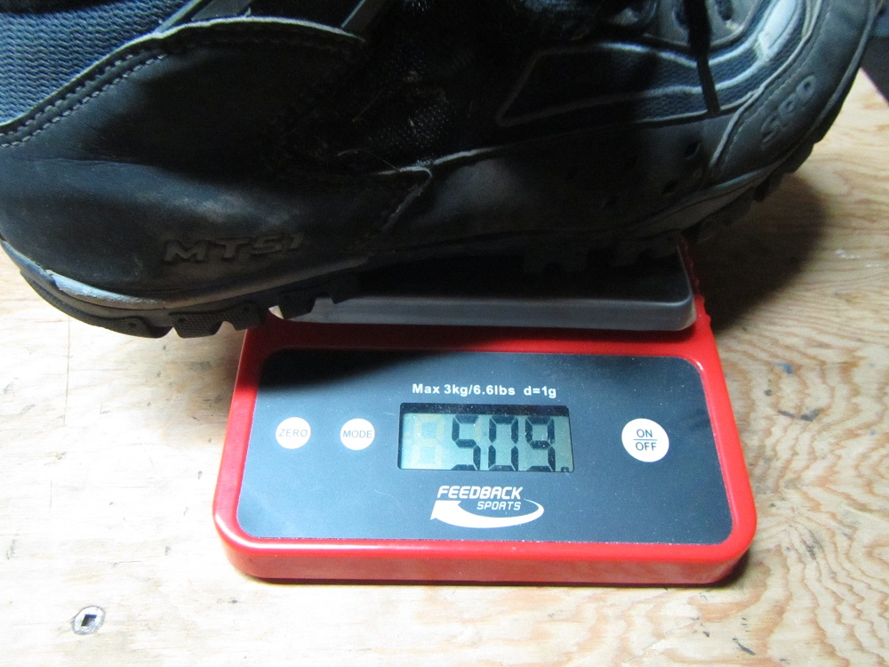 Light Shoes?   (Initial Review of Shimano XC51 MTB Shoes)-img_1222.jpg