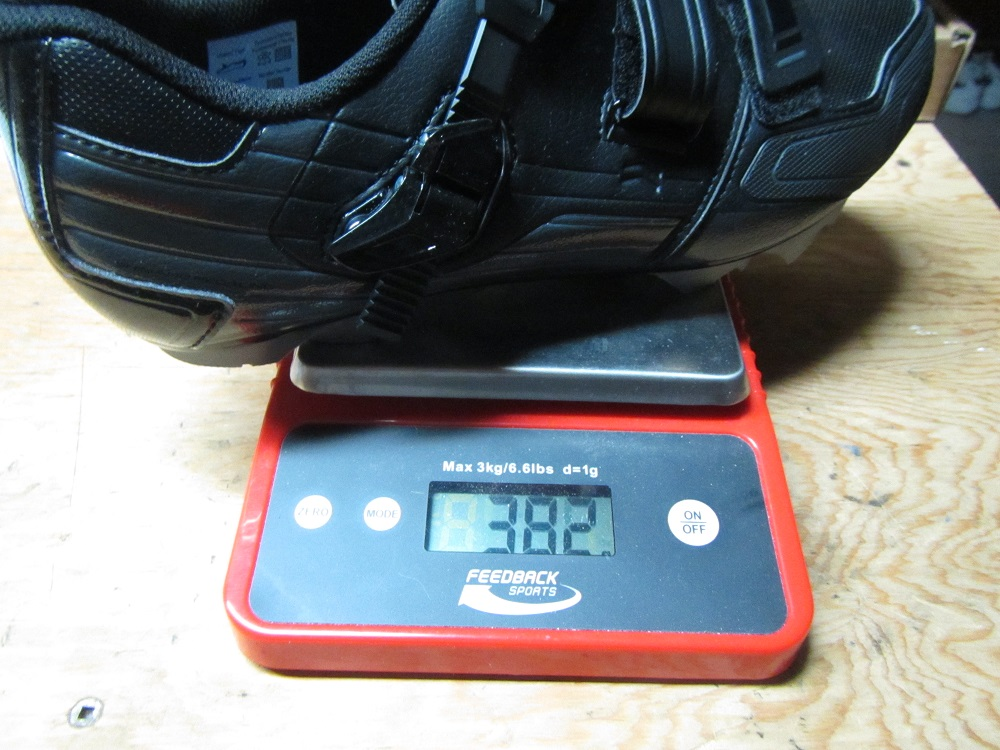 Light Shoes?   (Initial Review of Shimano XC51 MTB Shoes)-img_1223.jpg