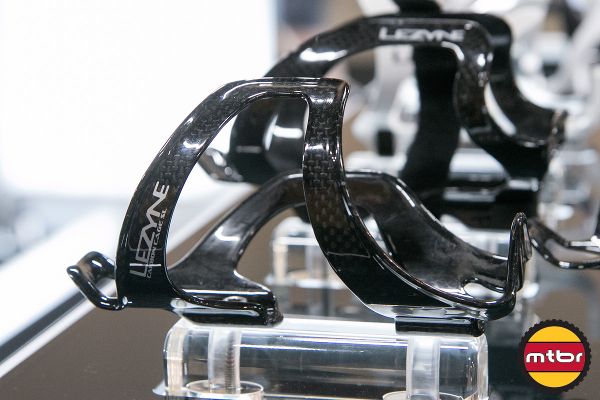 Lezyne Carbon SLL & SLR Bottle Cages