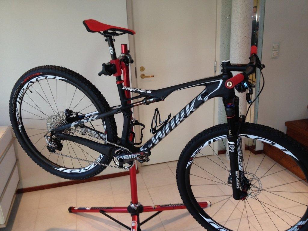 Bike Tune Up >> 2015 S-Works Epic WC Frameset - Build Thread- Mtbr.com