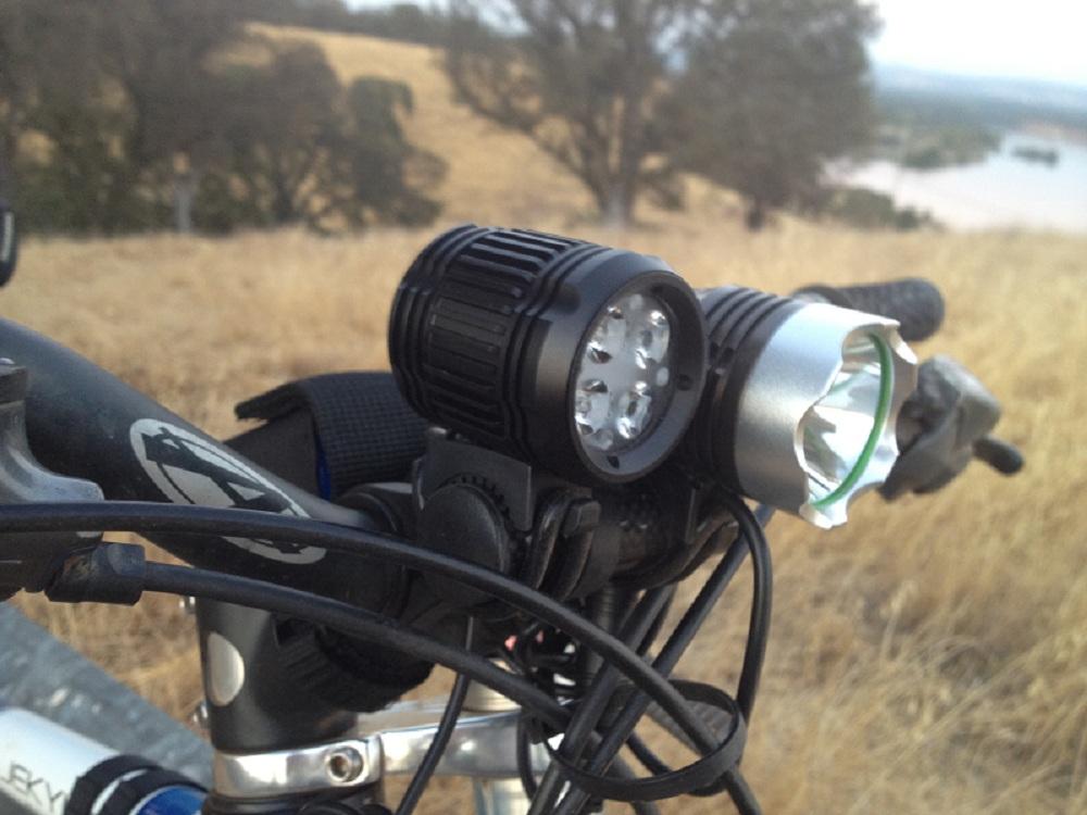 Paul Components Stem Cap Light Mount