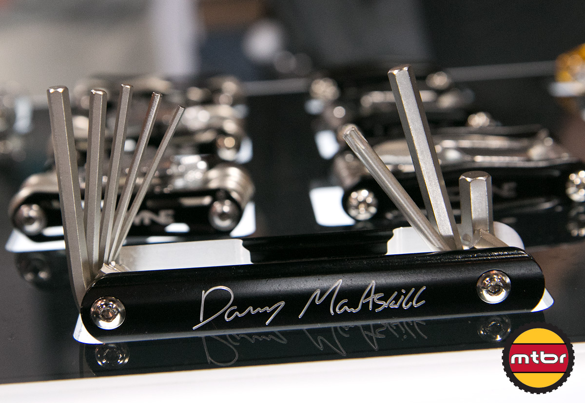 Lezyne Danny MacAskill Block Bike Tool
