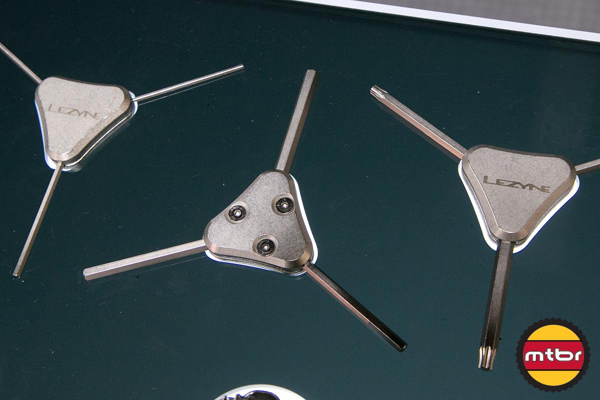 Lezyne Three 3-Way Tools