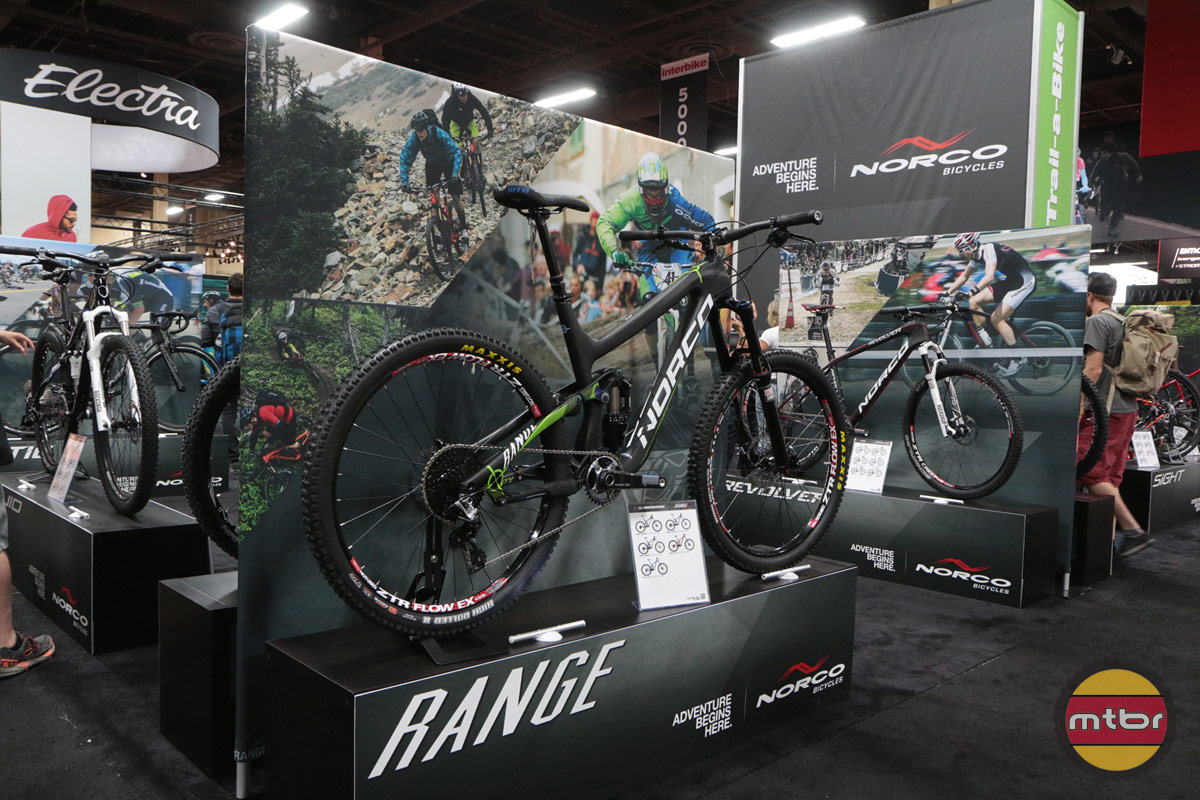 Norco 2013 Interbike Booth
