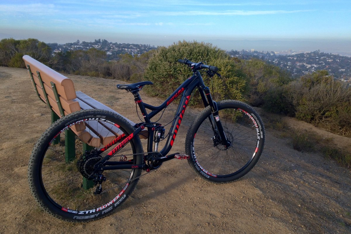 Niner WFO9 with SRAM X01