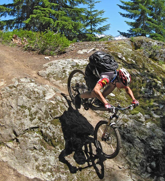 whistler mountain biking guide review mountain bike review mtbr com rh reviews mtbr com best mountain bike tours in the world Chain Guide Mountain Bike