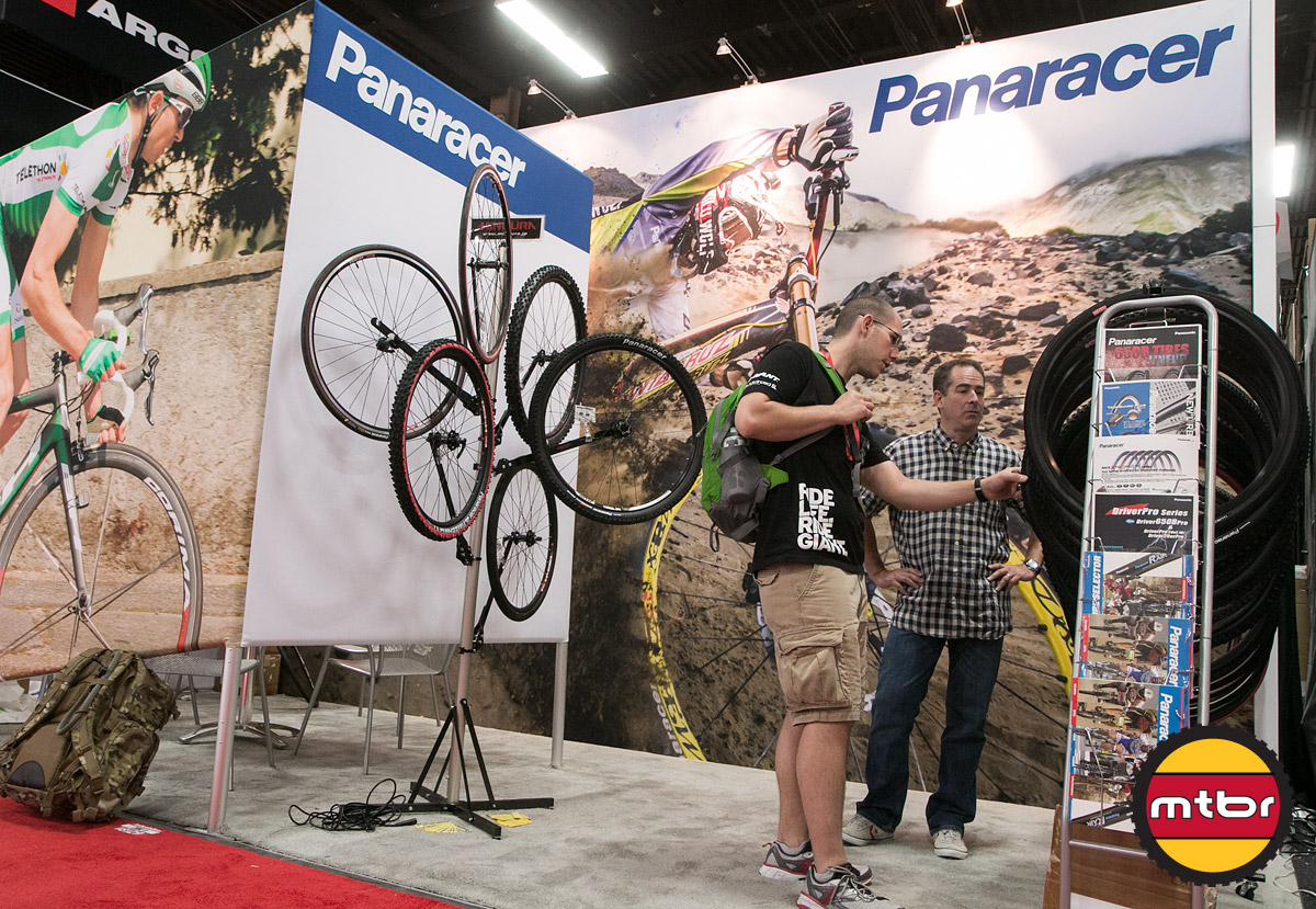 Panaracer 2013 Interbike Booth