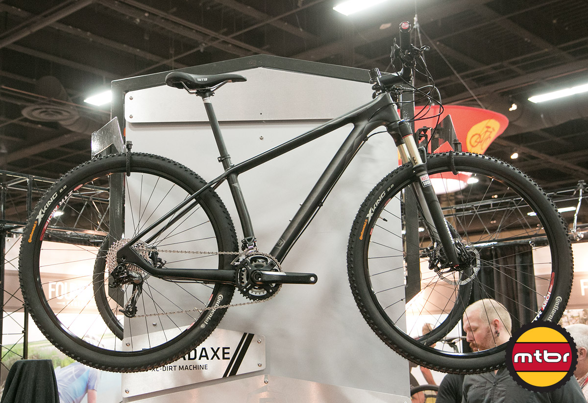 Foundry Broadaxe 29er